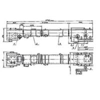 Конвейер ленточный безроликовый КБМ-500